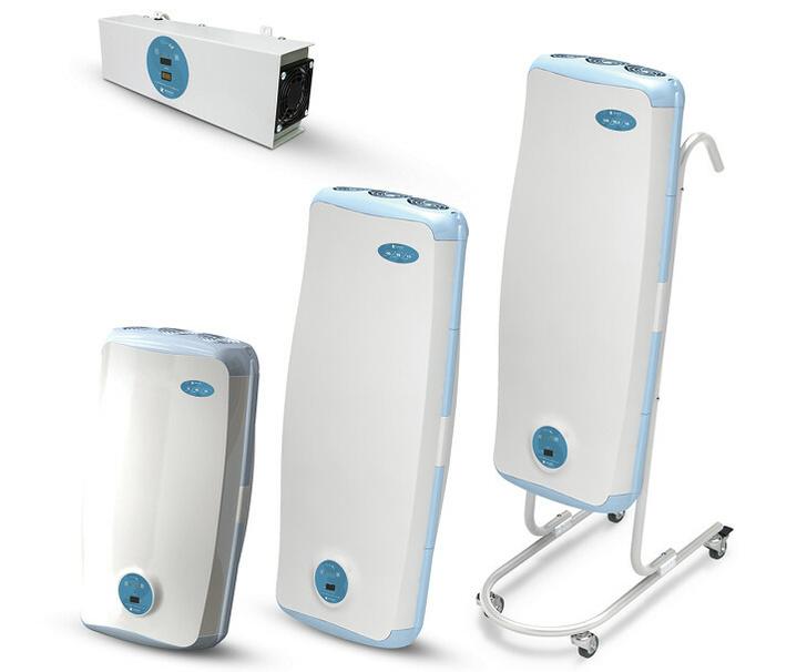 Компания «Кронт» производит ультрафиолетовые очистители воздуха «Дезар»